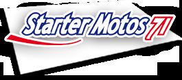 logo starter moto